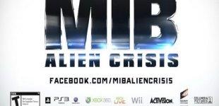 Men In Black: Alien Crisis. Видео #1