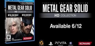Metal Gear Solid HD Collection. Видео #2