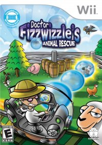 Doctor Fizzwizzles's Animal Rescue – фото обложки игры