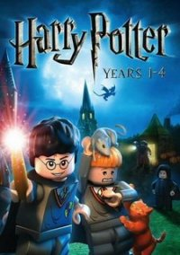Обложка LEGO Harry Potter: Years 1-4