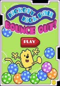 Wubbzy's Kickety-Kick Ball Bounce Out – фото обложки игры