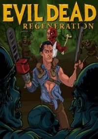Обложка Evil Dead Regeneration