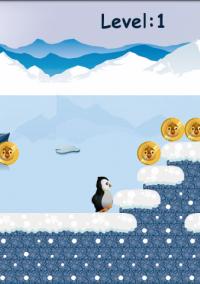 Обложка Penguin Run
