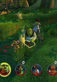 Обложка Shrek 2: Team Action