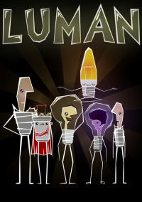 Обложка Luman