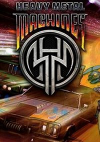 Heavy Metal Machines – фото обложки игры