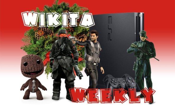 Wikita Weekly | 10 | Новогодний гид покупателя PlayStation 3