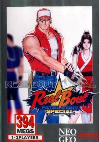 Обложка Real Bout Fatal Fury Special