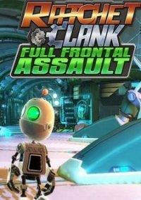 Обложка Ratchet & Clank: Full Frontal Assault