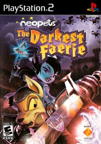 Обложка Neopets: The Darkest Faerie