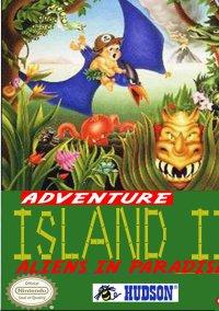 Обложка Adventure Island II