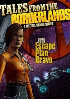 Tales from the Borderlands: Episode Four – Escape Plan Bravo