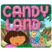 Обложка Candy Land - Dora the Explorer Edition