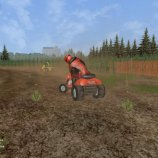 Скриншот Lawnmower Racing Mania 2007