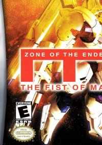 Обложка Zone of the Enders: The Fist of Mars