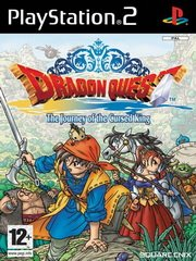 Обложка Dragon Quest VIII: The Journey of the Cursed King