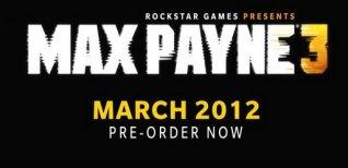 Max Payne 3. Видео #2