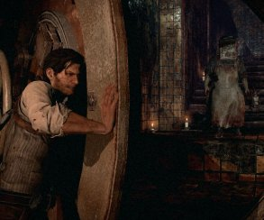 В трейлере The Evil Within детектив Кастельянос прячется в шкафу