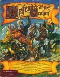 Обложка Defender of the Crown Digitally Remastered Collector's Edition