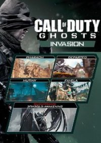 Обложка Call of Duty: Ghosts - Invasion