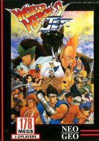 Обложка World Heroes 2 Jet
