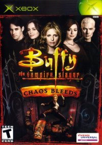 Обложка Buffy the Vampire Slayer: Chaos Bleeds