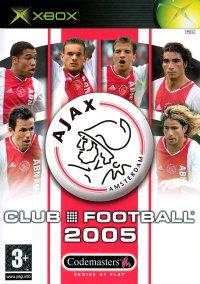 Обложка AJAX Club Football 2005