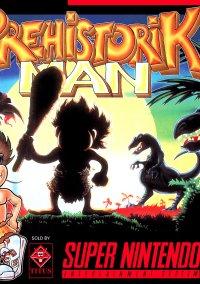 Prehistorik Man – фото обложки игры