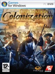 Обложка Civilization IV: Colonization