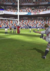 Обложка Rugby Challenge 2006