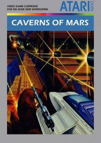 Обложка Caverns of Mars