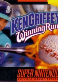 Обложка Ken Griffey Jr.'s Winning Run