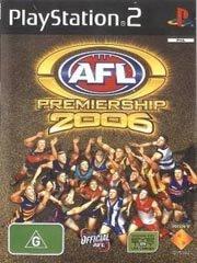 Обложка AFL Premiership 2006