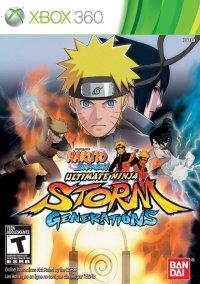 Обложка Naruto Shippuden: Ultimate Ninja Storm Generations