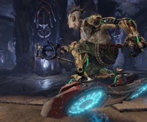 Анонс даты начала бета-тестирования инового персонажа Quake Champions