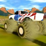 Скриншот Monster Truck Fury – Изображение 1