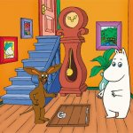 Скриншот Moomintrolls: The Magic Lamp – Изображение 1