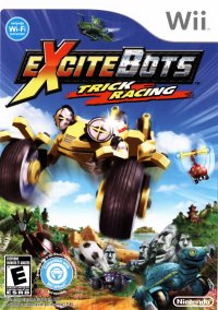 Обложка Excitebots: Trick Racing