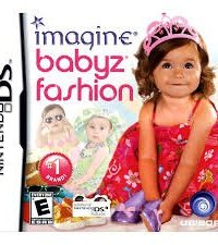 Обложка Imagine Babyz Fashion
