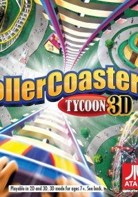 Обложка RollerCoaster Tycoon 3D