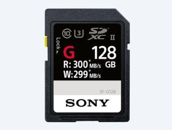 Sony анонсировала самую быструю SD-карту в мире