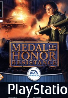 Medal of Honor Resistance