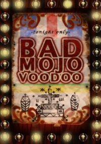 Обложка Bad Mojo Voodoo