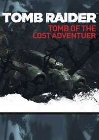Обложка Tomb Raider: Tomb of the Lost Adventurer