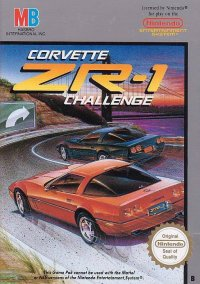 Обложка Corvette ZR-1 Challenge
