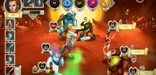 Heroes & legends: conquerors of kolhar. Видео #1