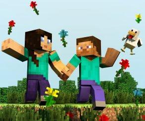 Продажи Minecraft на всех платформах превысили 35 млн копий