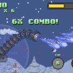 Скриншот Super Mega Worm Vs. Santa – Изображение 3