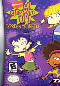 All Grown Up! Express Yourself – фото обложки игры