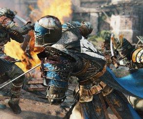 Трейлеры For Honor показали настоящего самурая, викинга и рыцаря